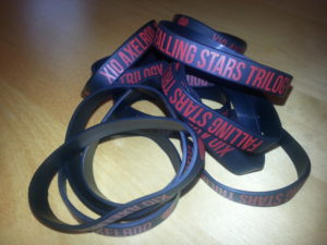 Falling Stars Wristbands are in!