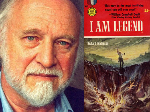 Richard Matheson (1926 – 2013)