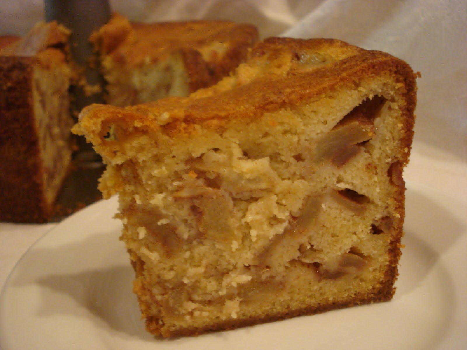 Granny Smith Coffee Cake Recipe