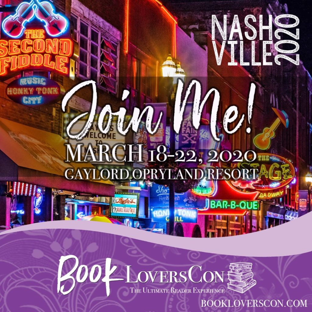 Book Lovers Con - Nashville 2020