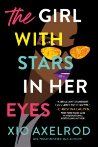 Cover for The Girl with Stars in Her Eyes